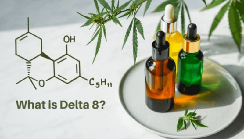 What is Delta-8-THC 3
