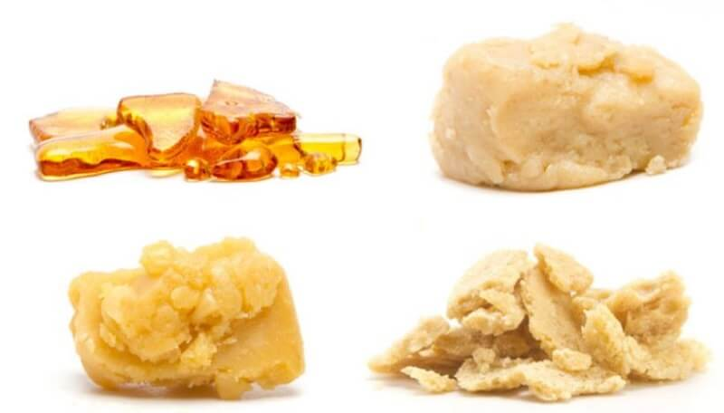 What's the difference between badder, batter, and budder